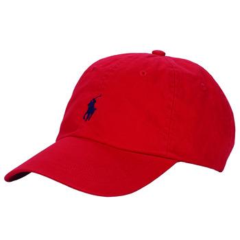 Accessori Uomo Cappellini Polo Ralph Lauren HSC01A CHINO TWILL Rosso