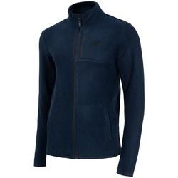 Abbigliamento Uomo Felpe in pile 4F PLM003 Blu marino