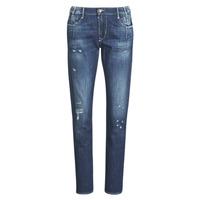 Abbigliamento Donna Jeans boyfriend Le Temps des Cerises 200/43 LIOR Blu