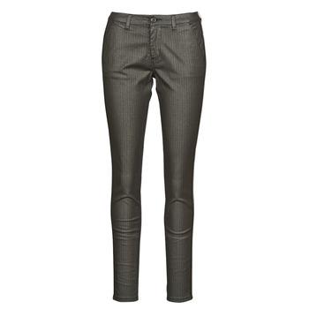 Abbigliamento Donna Pantaloni 5 tasche Le Temps des Cerises ANDREA Nero