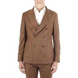 Abbigliamento Uomo Giacche / Blazer Manuel Ritz 2932G2738Y-200501 Cammello