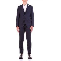 Abbigliamento Uomo Completi Manuel Ritz 2932A3318-203554 Blu