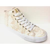 Scarpe Donna Sneakers alte Alviero Martini ATRMPN-22279 Bianco