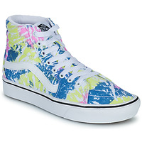 Scarpe Donna Sneakers alte Vans COMFYCUSH SK8 HI Multicolore
