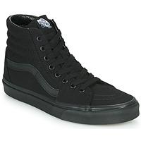 Scarpe Sneakers alte Vans SK8 HI Nero