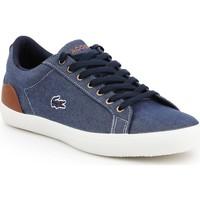 Scarpe Uomo Sneakers basse Lacoste Lerond 317 2 CAM 7-34CAM00422Q8 granatowy, brown