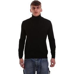 Abbigliamento Uomo Maglioni Navigare NV11006 33 Nero