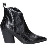 Scarpe Donna Stivaletti Grace Shoes 7241007 Nero