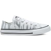 Scarpe Unisex bambino Sneakers Converse 667604C Bianco
