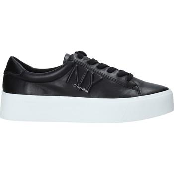 Scarpe Donna Sneakers Calvin Klein Jeans B4E00036 Nero