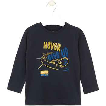 Abbigliamento Unisex bambino T-shirt & Polo Losan 025-1635AL Blu