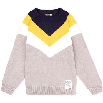 Abbigliamento Unisex bambino Maglioni Losan 023-5001AL Grigio
