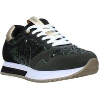 Scarpe Donna Sneakers Sun68 Z40224 Verde
