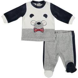 Abbigliamento Unisex bambino Completi e cravatte Melby 20Q0890 Grigio