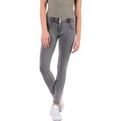 Abbigliamento Donna Pantaloni Freddy WRUP1RC003 Grigio