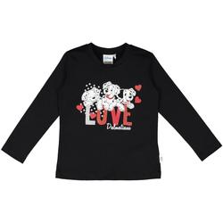 Abbigliamento Unisex bambino T-shirt & Polo Melby 40C0283DN Nero