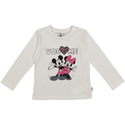 Abbigliamento Unisex bambino T-shirt & Polo Melby 40C0403DN Bianco