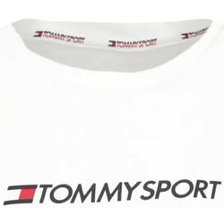 Abbigliamento Donna T-shirt & Polo Tommy Hilfiger S10S100445 Bianco