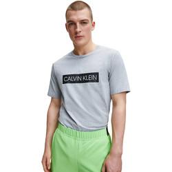 Abbigliamento Uomo T-shirt & Polo Calvin Klein Jeans 00GMT0K119 Grigio