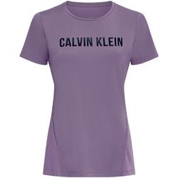 Abbigliamento Donna T-shirt & Polo Calvin Klein Jeans 00GWS0K195 Viola