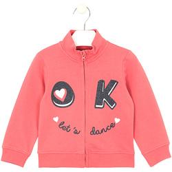 Abbigliamento Unisex bambino Felpe Losan 026-6651AL Rosa