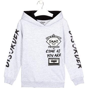 Abbigliamento Unisex bambino Felpe Losan 023-6000AL Grigio