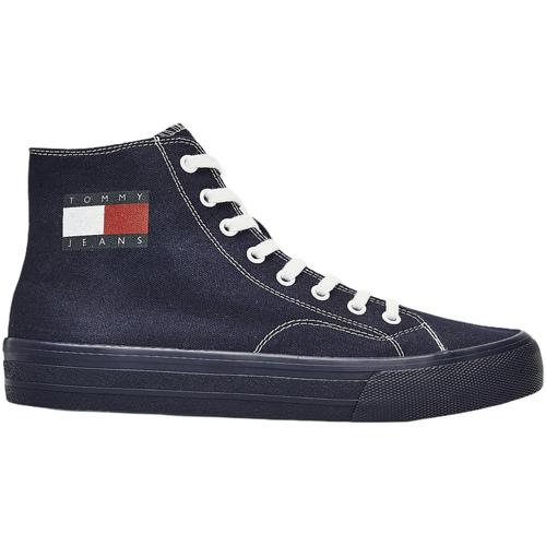 Scarpe Uomo Sneakers Tommy Hilfiger EM0EM00485 Blu