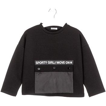 Abbigliamento Unisex bambino Felpe Losan 024-1015AL Nero