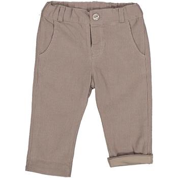 Abbigliamento Unisex bambino Pantaloni Melby 20G0250 Beige