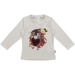 Abbigliamento Unisex bambino T-shirt & Polo Melby 20C0361 Bianco