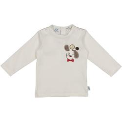 Abbigliamento Unisex bambino T-shirt & Polo Melby 20C2150 Bianco