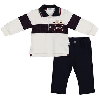 Abbigliamento Unisex bambino Completi e cravatte Melby 20K0230 Blu