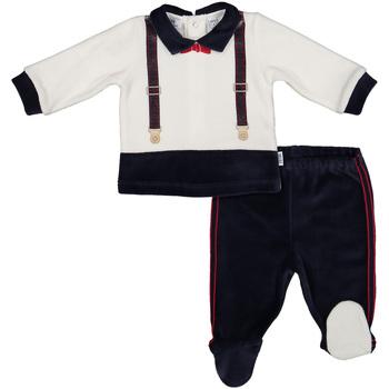 Abbigliamento Bambino Completo Melby 20Q0060 Nero