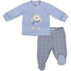 Abbigliamento Unisex bambino Completi e cravatte Melby 20Q0840 Blu