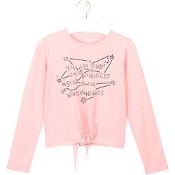Abbigliamento Unisex bambino T-shirt & Polo Losan 024-1202AL Rosa
