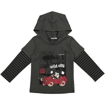 Abbigliamento Unisex bambino Felpe Melby 40C2062DN Grigio