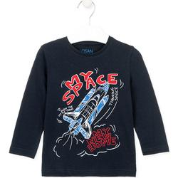 Abbigliamento Unisex bambino T-shirt & Polo Losan 025-1201AL Blu