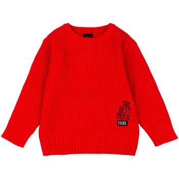 Abbigliamento Unisex bambino Maglioni Losan 025-5000AL Rosso
