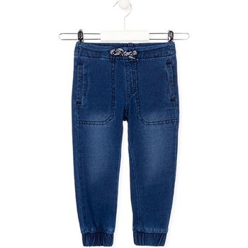 Abbigliamento Unisex bambino Jeans Losan 025-6033AL Blu