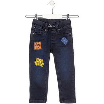 Abbigliamento Unisex bambino Jeans Losan 025-6037AL Blu