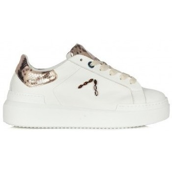 Scarpe Donna Sneakers basse Ed Parrish CKLD-ST23 Bianco