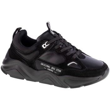 Scarpe Donna Sneakers basse Big Star GG274654 Nero