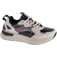 Scarpe Uomo Sneakers basse Big Star GG174464 Nero, Grigio, Beige
