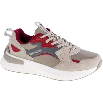 Scarpe Uomo Sneakers basse Big Star GG174463 Grigio, Beige