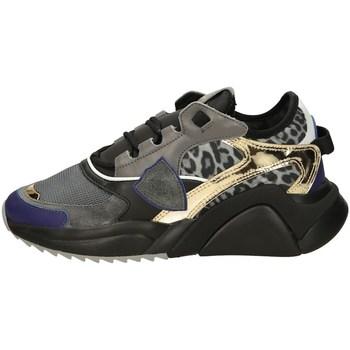 Scarpe Donna Sneakers basse Philippe Model EZLD LX03 Nero