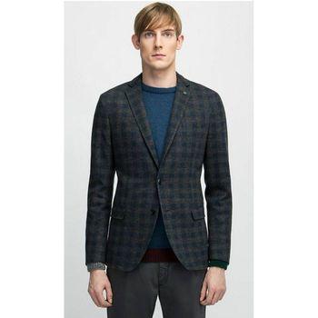 Abbigliamento Uomo Giacche Manuel Ritz ATRMPN-22324 Blu