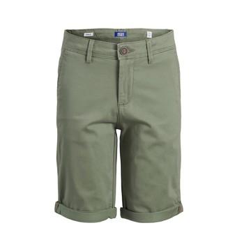 Abbigliamento Bambino Shorts / Bermuda Jack & Jones JJIBOWIE JJSHORTS Beige