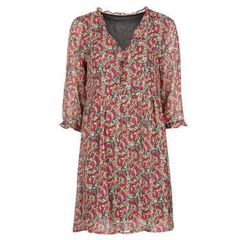 Abbigliamento Donna Abiti corti Betty London  Rosso / Multicolore