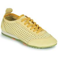 Scarpe Donna Sneakers basse Art KIOTO Giallo