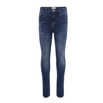 Abbigliamento Bambina Jeans slim Only KONPAOLA Blu